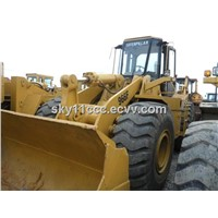 Used Cat 966F Loader/good condition wheel loader
