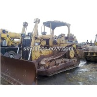 Used Caterpilar D6H Bulldozer with Ripper/ Crawer Bulldozer with Ripper