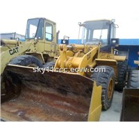 Used Caterpillar 924F Wheel Loader with good condition