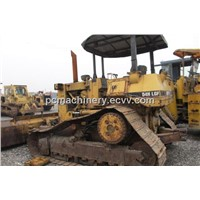Used Caterpillar D4H LGP Bulldozer