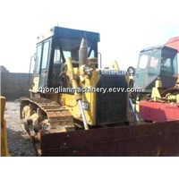 Used Caterpillar D6D Crawler Bulldozer