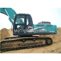 Used JAPAN Kobelco SK350-8 Excavator with cheap price
