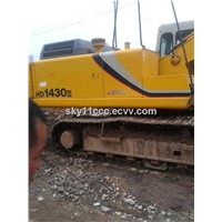 Used Kato HD1430-3 Excavator with good condition made in japan