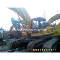 Used Komatsu PC450-7 Crawler Excavator 45ton on Sale