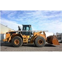 Used Wheel Loader CAT 966G with High Quality