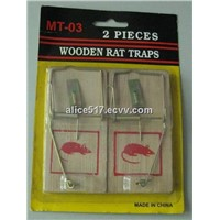 Wooden Mouse Trap-ATW01S