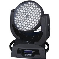 108x3w rgbw led wash moving head