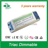 12W 700mA led driver triac dimmable Ceiling Lamp power
