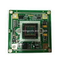 1/3 inch Sony CCD 540TVL Color CCTV Camera Board module,32/38mm camera board.