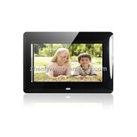 2013 new fashion 7 inch photo frame acrylic frame display video/music/picture JSC-7003