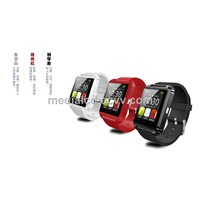 2014 High Quality Bluetooth Watch for Samsung & iPhone Mobilephone Bluetooth Watch