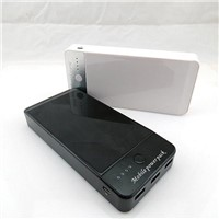 22000mah Emergency External Battery Cellphone Mobile Power Charger for Travelling