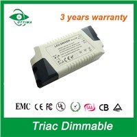 24w LED Driver AC DC LED Power Supply Dimmable LED Driver