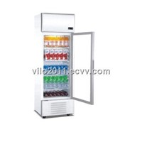 250Liter Beverage Cooler(Fan Cooling)Show Case