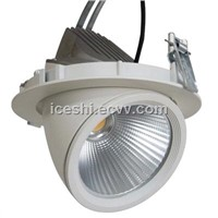 25W LED COB Shop Light , AC 85-265V, 80lm/W