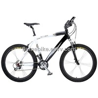26' Aluminum Mountain Bike/Alloy Mountain Bicycle With Front Suspension