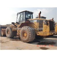 2Units Caterpillar 980G used wheel loader