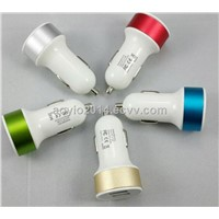 2.1A Mini USB Car Charger for iPhone 5/5s