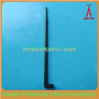 2.4/5.8 GHz 3 dBi Multi-band Rubber Duck WiFi Antenna