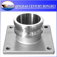 304 stainless steel investment casting ball valve