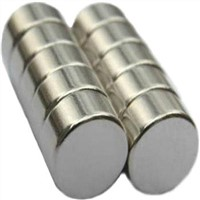 33EH Cylinder Magnet Generators NdFeB Magnet for sale