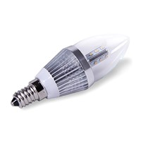 360 degree new design smd3535 3w led candle bulb