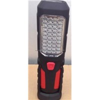 36+1LED Strong magnetic emergency work lamp