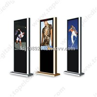 37inch floor-standing indoor LCD advertising player