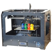 3D printer, 3d rapid prototyping printer for sale, ABS/PLA rapid prototype machine