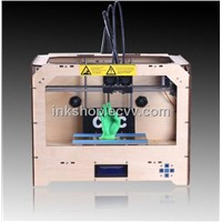 3D printer machine with Double-Nozzle digital 3d printer Dual-extruder 3D Printer digital Print