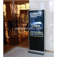 42inch stand tft lcd kiosk,floor standing digital signage,lcd display kiosk for hotel,airport