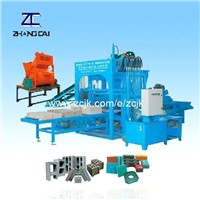 (4-20A) Standard Block Making Machine Brick Making Machine