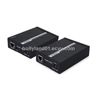 50M Single Cat5e/6 HDMI extender with IR