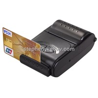 58mm mobile bluetooth receipt printer with MSR for mobile charging system bill printing