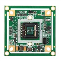 700TVL Color CCTV Camera Module,1/3'' Sony CCD CCTV Camera PCB,OSD Menu