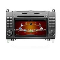 7'' HD Touchscreen Car DVD specialize for Mercedes Benz W169