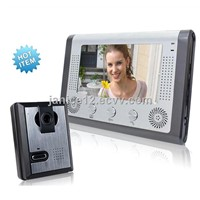 7 Inch Color Doorphone Video Door Phone For Video Intercom