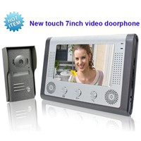 7-inch Home security Video Intercom systems