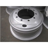 8.00V-20 Truck wheel trailer wheel bus wheel rim
