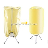 900W PTC electric clothes drum dryer