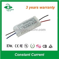 9w 300ma led power supply SAA CE approved 3 years warranty