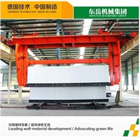 AAC Block Making Machine with Germany Technology