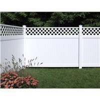 AFOL beautiful,high-quality vinyl fence