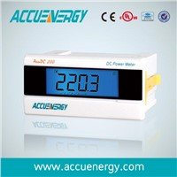 AcuDC 210/220 Series DC Power Meter