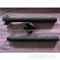 Aluminum industrial gas with graphite products graphite mould
