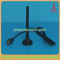 Ameison 900/1800MHz 3 dBi Magnetic Mount Omni Range Extender Antenna - SMA Male Connector