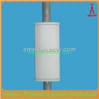 Ameison Outdoor/Indoor 5.8 GHz 10 dBi Flat Patch Antenna - SMA Male Connector