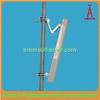 Ameison Outdoor/Indoor 5.8 GHz 18 dBi High Performance Flat Patch Antenna