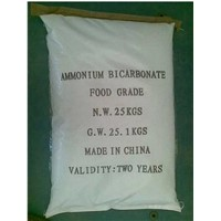 Ammonium Bicarbonate 99.2% (Food Grade)