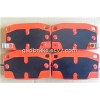 Auto Disc Brake Pads Disk Brake Shoes Brake Calipers Brake linings